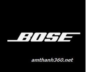 Logo chính hãng loa Bose