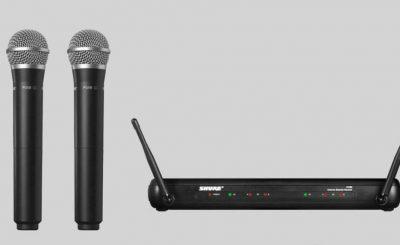 Micro không dây Shure hát karaoke rất tốt nhưng giá thành cũng rất cao