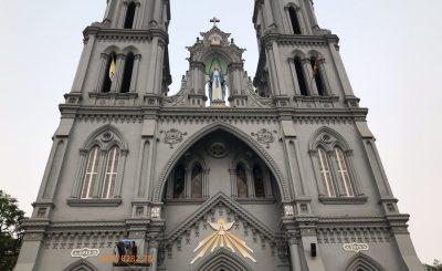 Âm Thanh AHK thiết kế aamthanh nhà thờ công giáo