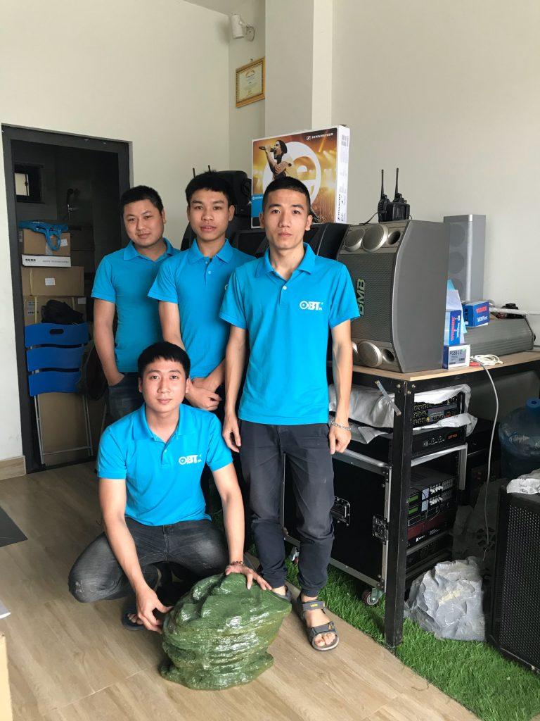 Âm Thanh AHK tư vấn lắp đặt âm thanh Spa
