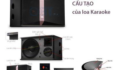Loa karaoke Bass 25