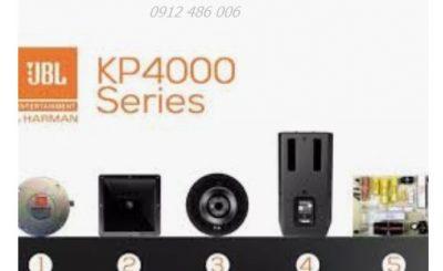 Dàn karaoke JBL KP4000 đẳng cấp âm thanh Mỹ