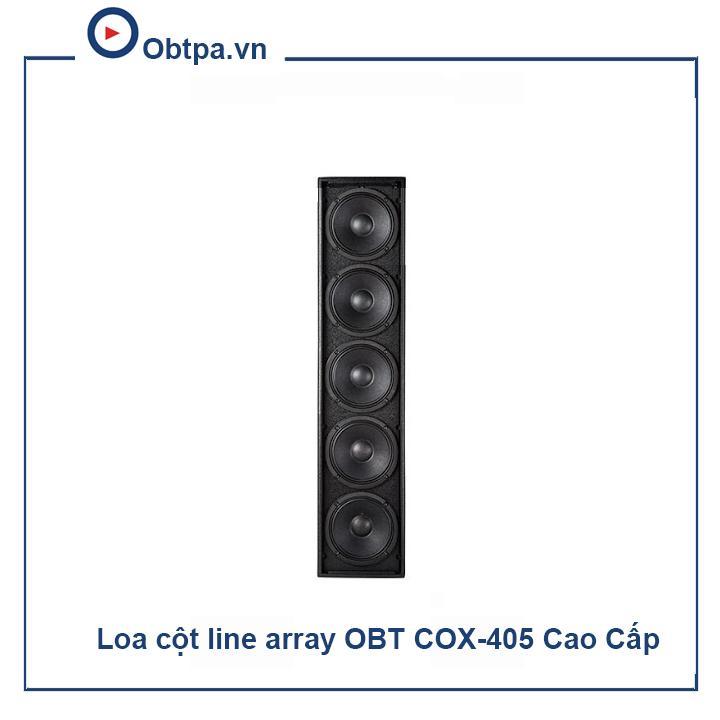 Loa COX 405 vỏ gỗ treo tường