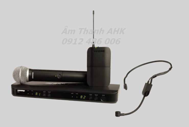 Micro cài đầu Shure BLX1288-PGA31