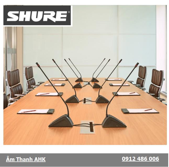 Micro hội thảo Shure