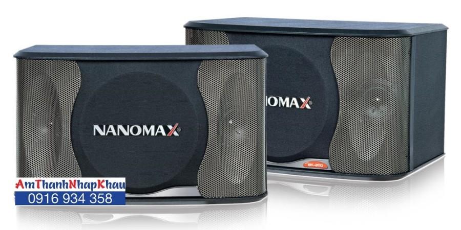 Loa Nanomax Bk-300 có giá rất rẻ