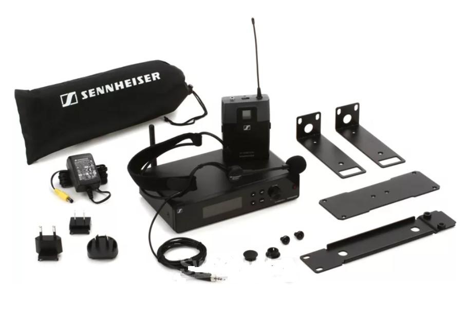 Micro deo tai Sennheiser XSW 2-ME3-B