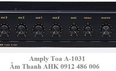 Amply Toa A-1031