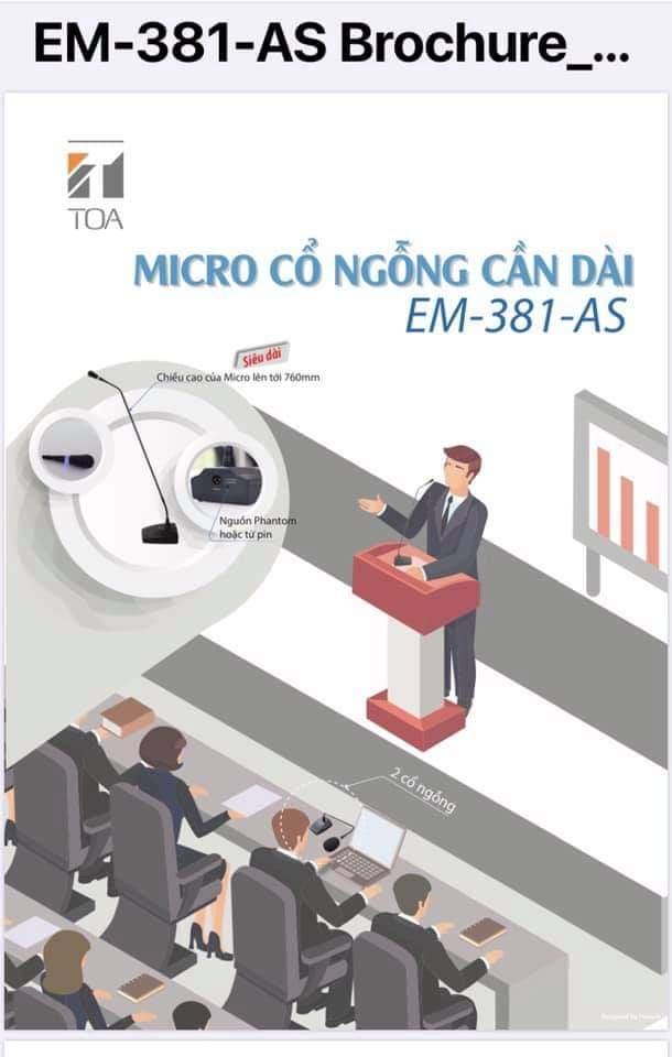 Mico hoi nghi Toa EM-381 AS