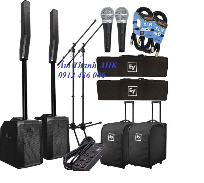 Hãng EV chuyên sản xuất thiết bị âm thanh chuyên nghiệp