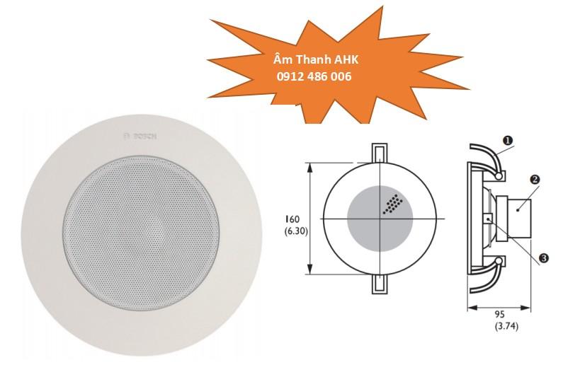 Loa Bosch LBC3951-11