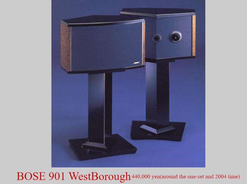 Loa Bose 901 westborough