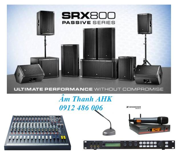 Dàn âm thanh sân khấu JBL loa SRX800