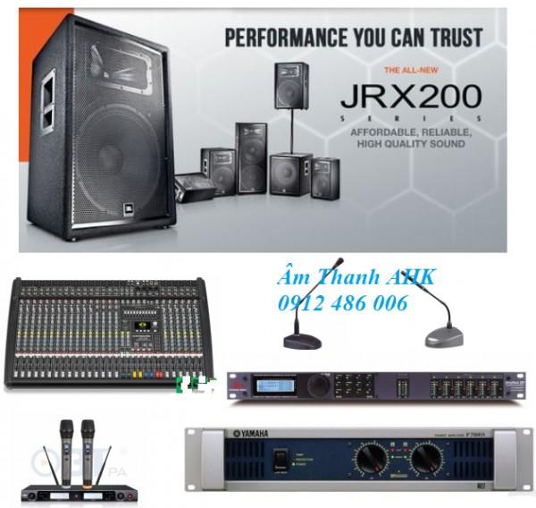 Dàn âm thanh JRX200