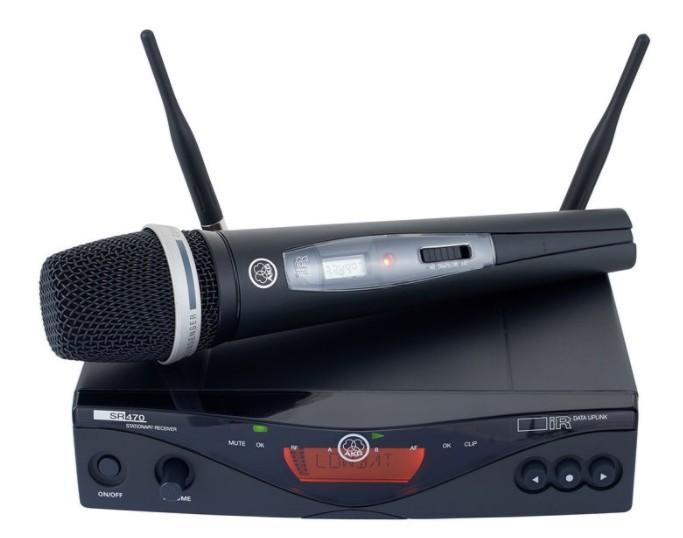 Micro không dây AKG WMS 470-C5