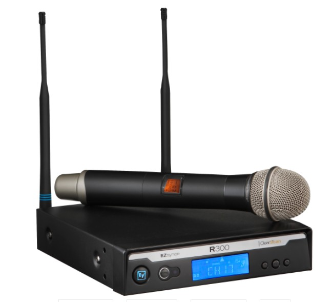 Micro không dây Electro-voice R300-HD-A
