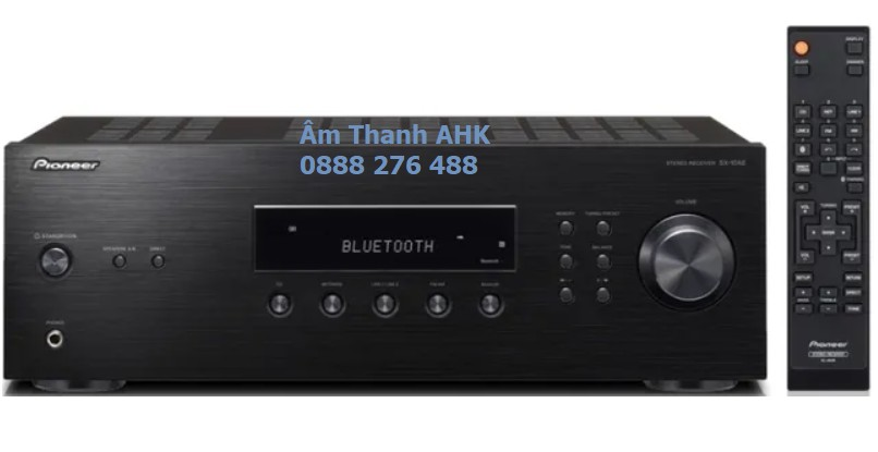 Amply Bluetooth Pioneer SX-10AE