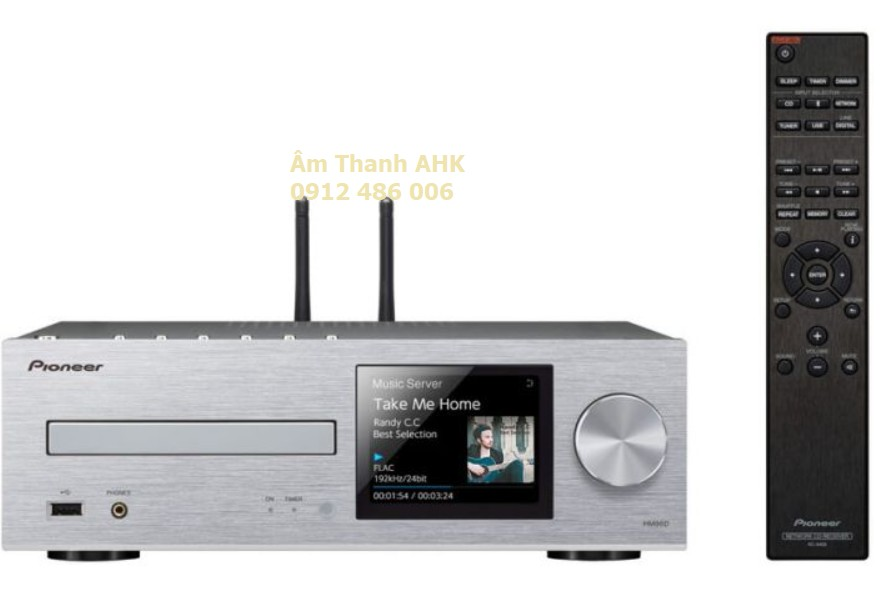 Amply Pioneer XC-HM86D