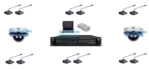 Hệ thống hội thảo không dây sóng hồng ngoại OBT-8700