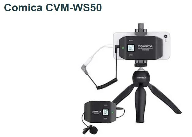 Comica CVM-WS50