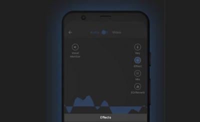 Phần mềm hát karaoke trên Android