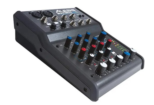 Bàn mixer karaoke Alesis Multimix 4 USB FX
