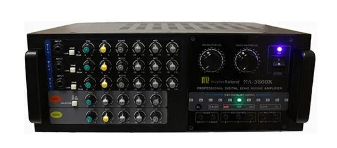 Hisonic Dual Channel MA-3800K