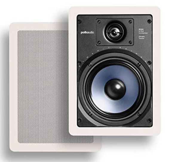 Loa âm trần chống nước hình vuông Polk Audio RC65i
