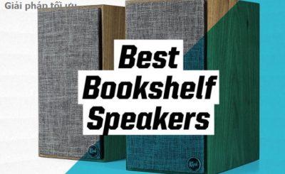 Loa bookshelf