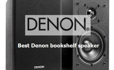 Loa bookshelf Denon