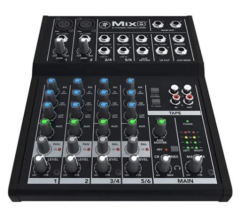 Mackie Mix Series Mix8