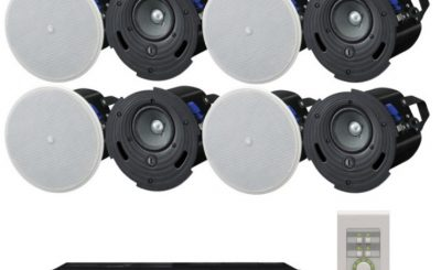 Hệ thống âm thanh văn phòng loa Yamaha