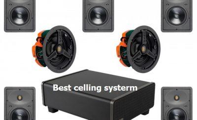 Hệ thống loa âm trần tốt nhất