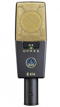 Micro AKG có dây C414