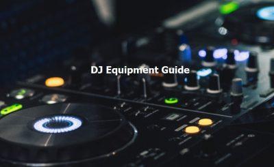 Hệ thống thiết bị âm thanh DJ