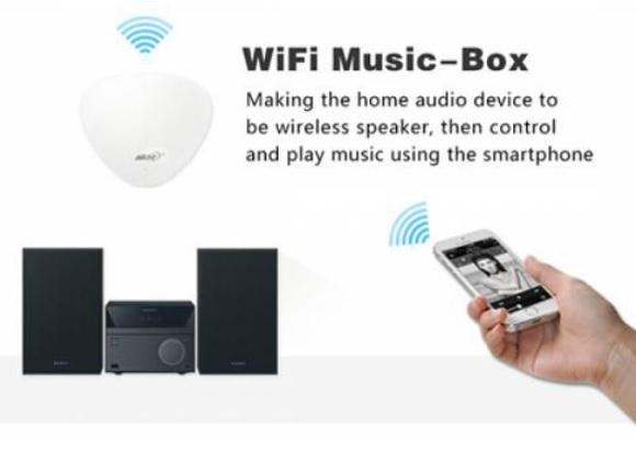 Thiết bị phát âm thanh wifi